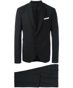 Neil Barrett | Slim Fit Suit 50 Polyester/Spandex/Elastane/Virgin Wool