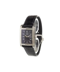 Oris | Rectangular Date Analog Watch Adult Unisex