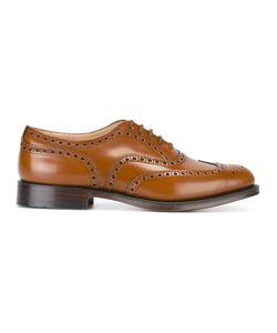Church'S | Burwood Oxford Shoes 6 Leather