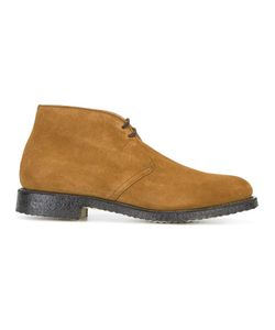 Church'S | Desert Boots 8 Leather/Suede/Rubber
