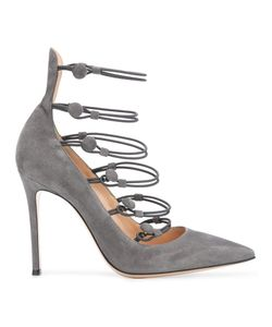 Gianvito Rossi | Marquis Pumps 36.5 Leather/Suede