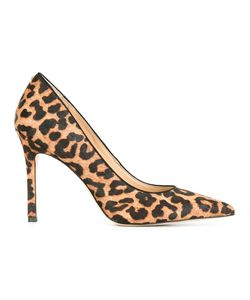 Sam Edelman | Hazel Leopard Print Pumps 7.5 Artificial