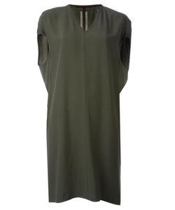 Rick Owens   Floating Dress 42 Acetate/Viscose