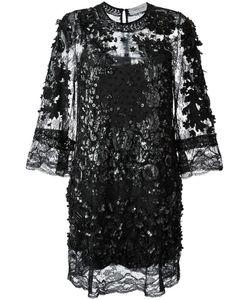 Amen | Embellished Dress 42 Polyamide/Polyester/Polyurethane/Glass