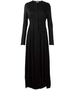 J.W. Anderson | J.W.Anderson Ruched Shirt Dress 10 Spandex/Elastane/Viscose