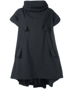 Bernhard Willhelm   Bow Flared Short Dress Small Cotton/Polyester