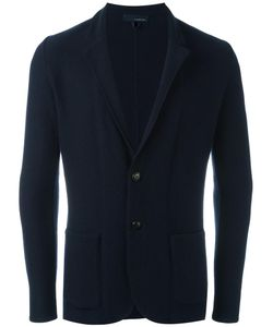 Lardini | Two Button Blazer Medium Cashmere