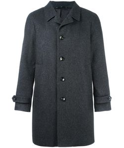 HEVO | Single Breasted Coat 46 Polyamide/Viscose/Virgin Wool