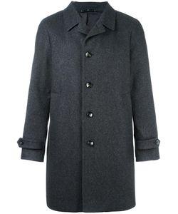 HEVO | Single Breasted Coat 46 Polyamide/Viscose/Virgin Wool
