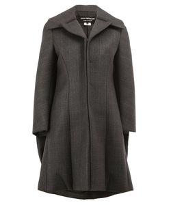 JUNYA WATANABE COMME DES GARCONS | Junya Watanabe Comme Des Garçons Flared Zipped Coat Medium