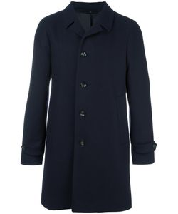 HEVO | Single Breasted Coat 52 Polyamide/Viscose/Virgin Wool