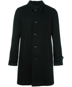 HEVO | Single Breasted Coat 54 Polyamide/Viscose/Virgin Wool