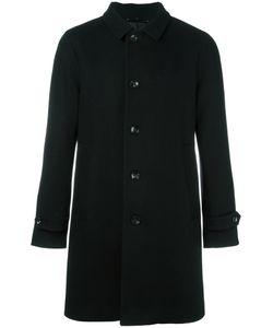 HEVO | Single Breasted Coat 54 Polyamide/Viscose/Virgin Wool
