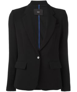 Steffen Schraut | One Button Blazer 40 Polyester/Spandex/Elastane/Viscose