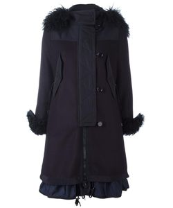 Moncler | Blanche Padded Park Coat 2 Cotton/Feather Down/Polyamide/Virgin