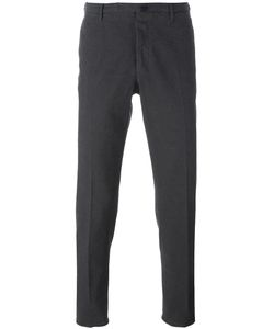 Incotex | Tailored Trousers 48 Cotton/Spandex/Elastane