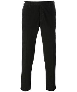 Incotex | Corduroy Trousers 46 Cotton/Spandex/Elastane