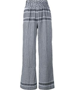 CECILIE COPENHAGEN | Keffiyeh Cotton Trousers 1 Cotton