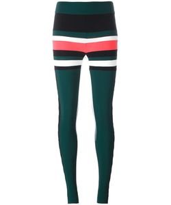 No Ka 'Oi | No Ka Oi Horizontal Stripes Leggings 2 Polyamide/Spandex/Elastane