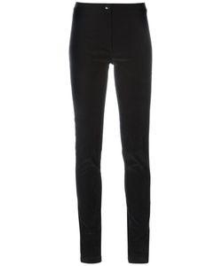 Ann Demeulemeester | Classic Trousers 36 Cotton/Spandex/Elastane/Rayon