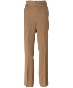 Ports | 1961 Tailored Trousers 42 Silk/Cotton/Wool