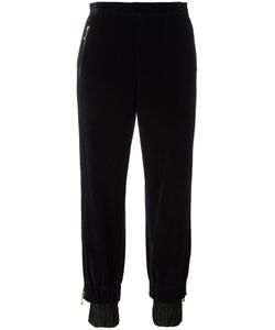 Kolor | Cropped Trousers 3 Cotton/Polyester/Cupro/Viscose