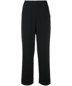 LEMAIRE | Straight Leg Trousers 38 Yak