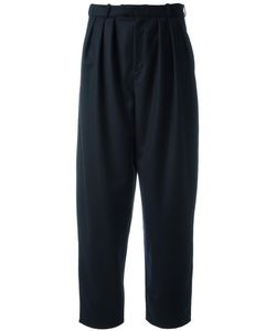 REALITY STUDIO | Jens Trousers Small Polyester/Virgin Wool