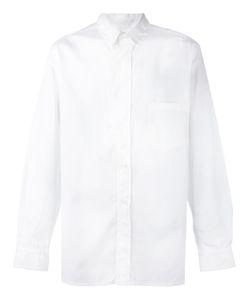 Yohji Yamamoto   Classic Button Down Shirt 3 Cotton