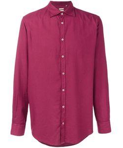 Massimo Alba   Classic Shirt Large Cotton/Modal