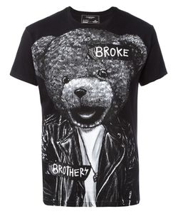 DOM REBEL | Bear T-Shirt Large Cotton