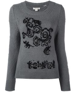 Marc Jacobs | Distressed Knit Jumper Xs Cashmere/Wool