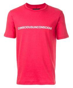 DRESSEDUNDRESSED | Consciousunconscious T-Shirt 3 Cotton
