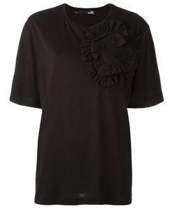 Love Moschino   St. Cuore T-Shirt 38 Cotton/Modal