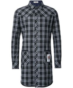 EDUCATION FROM YOUNGMACHINES | Checked Shirt 3 Cotton/Polyester