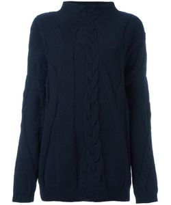 REALITY STUDIO | Cable Knit Jumper Polyamide/Wool