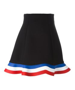 J.W. Anderson | J.W.Anderson Orbit A-Line Skirt 10 Silk/Spandex/Elastane/Acetate/Wool