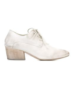 Marsell | Marsèll Bianco Almond Toe Shoes 40 Leather