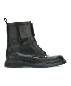 Ports | 1961 Lace-Up Ankle Boots 40 Calf Leather/Goat