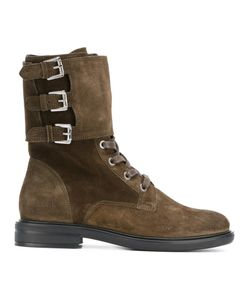 Nubikk | Zoe Lace Boots 36 Leather/Suede/Rubber