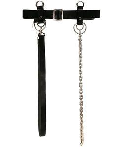 AMBUSH | Chain Pendant Belt Leather