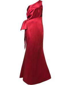 Sachin And Babi | Single Shoulder Long Dress 6