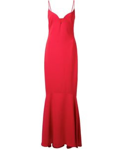 Nicole Miller | Sweetheart Neck Dress 8 Polyester/Spandex/Elastane