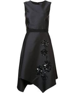 Sachin And Babi | Embellished Flared Dress 6