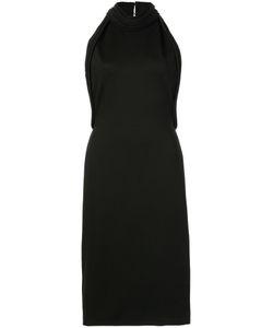 Brandon Maxwell | Backless Dress 4 Polyester/Spandex/Elastane/Viscose