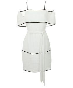 Reinaldo Lourenço | Ruffled Dress 36 Polyester