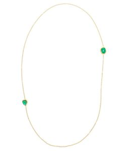 RAM | 18k And Emerald Necklace