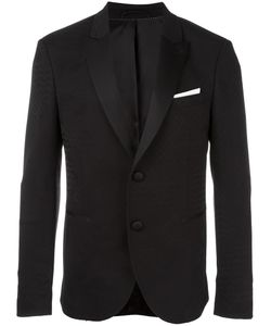 Neil Barrett | Shawl Collar Blazer 50 Polyester/Spandex/Elastane/Virgin Wool