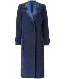 Lamarck | Tonal Collar Coat 1 Nylon/Wool