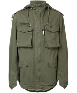 AMBUSH | Pocketed Military Jacket 2 Cotton